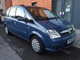 Vauxhall Meriva 1.6 i 16v Club 5dr