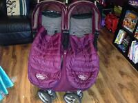 Baby Jogger Double Buggy