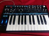 Novation Bass Station II, Analog Synthesizer