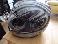 Motorbike Helmet - COMET XXL - like NEW