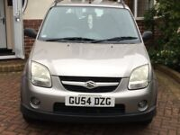 13 year old silver Suzuki Inis. Full service history