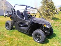 2014 Arctic Cat WILDCAT TRAIL 700 XT *3500$ DE RABAIS!*