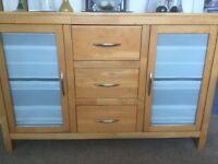 Pine sideboard / cabinet