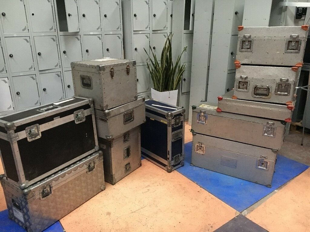 Job Lot 10 X Equipment Road Cases Sound Lighting Flight Case Storage In Sheffield South Yorkshire Gumtree