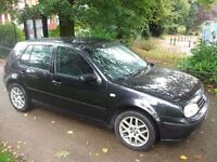 Volkswagen Golf 1.6 S 5dr£990 CHEAP, WORK HORSE, 6 SPD 2004 (03 reg), Hatchback