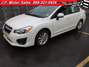 2014 Subaru Impreza 2.5 w/Touring Pkg, Automatic, Heated Seats,