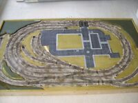 Model Railway Layout - 00 Gauge