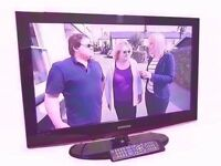 "SAMSUNG 32"" LCD HD USB TV. (MODEL NO: LE32C450E1W)"