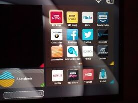 luxor smart tv