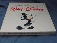 Very Rare boxed set. Magical Music Of Disney