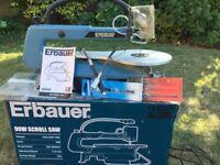 Erbauer scroll saw