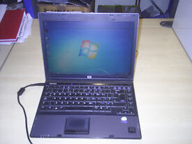 HP COMPAQ 6510B LAPTOP