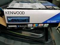 Kenwood Bluetooth CD Radio