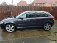 Audi a3 2.sport fsi