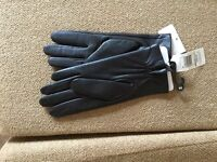 Leather Gloves - New