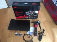 """HKC Curved Gaming Monitor 23.6""""144Hz M24G1 freesync"""