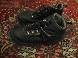 Panopoly Work Boots, size 10