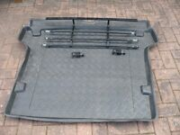 peugeot 308 station wagon (2012) boot protector/liner