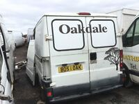 Citroen relay 2.0 hdi 2001 year spare parts available