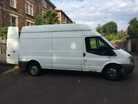 Man and Van From £25 Removals, Deliveries. Short Notice Booking