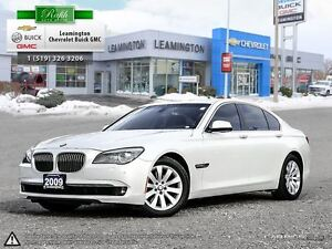 2009 BMW 7 Series CLEAN CARPROOF LUXURY VEHICLE 7 SERIES 750i RW