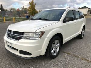 2013 Dodge Journey SE Plus|Accident Free|One Owner|Push Button S