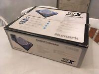 Numark TTX DJ turntable deck