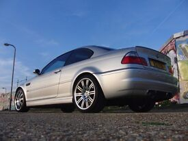 BMW E46 M3 GREAT CONDITION ONLY 75K FSH
