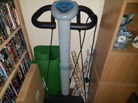 Vibropower Exercise Machine