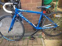 Carreras child's bike