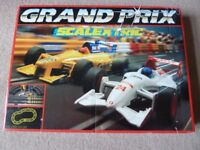 Scalextric Grand Prix Racing set vintage spare tracks and cars