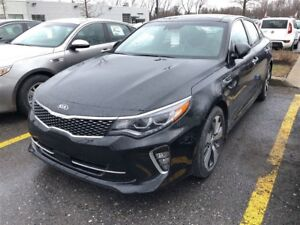 2018 Kia Optima SXL Turbo