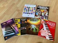 Keyboard books
