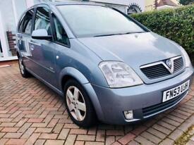 2003 Vauxhall Meriva 1.6