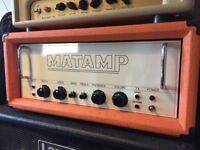 Matamp GT120 Guitar Amp - Like New