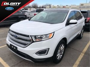 2017 Ford Edge SEL | RENTAL | AWD | Leather | Navi | Pano Roof