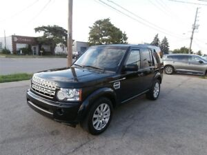 2012 Land Rover LR4 HSE 5.0V8! 7 PASSENGER! NAV! LOADED!