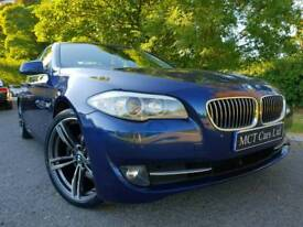 Sep 2011 BMW 520d SE Auto 184bhp, Sat Nav, New 20 Inch M5 Alloys, M Performance Styling! FINANCE!