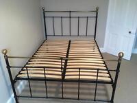 Castillo king size bed frame