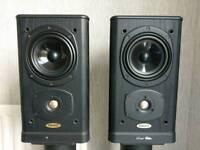 Tannoy 631SE Bookshelf Loudspeakers with Speaker Stands