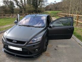 2006 FORD FOCUS ST-3 GREY,500 BHP, RS CONVERSION,£30k+ MODIFICATIONS