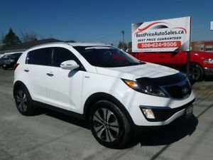 2013 Kia Sportage SOLD!!!!!!!!!!!!!!   EX! AWD! CERTIFIED!