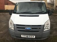 Ford Transit 2.2 tdci 2008 58 Good condition in & out drives nice