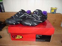 WOMEN'S NORTHWAVE STARLIGHT SRS RODA SHOE SIZE 36 NEW BOXED