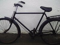 vintage Elswick bike from 1950's