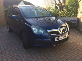 Vauxhall Zafira life -Rare 2.2l Petrol Auto -7seater