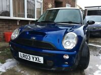 2003 Mini Cooper S John Cooper Works R53 Supercharged
