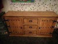 Solid wood furniture, sideboard, bookcase,bedside table