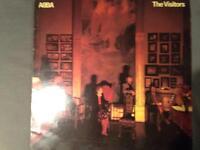 6 ABBA LP Records