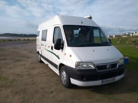Fiat Ducato Tribute Campervan *ONLY 30K Miles*